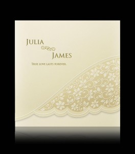 Wedding invitation C 0404