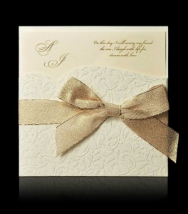 Wedding invitation C 0702