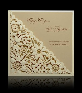 Wedding invitation C 0703