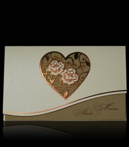 Wedding invitation C 2202