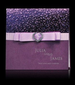 Wedding invitation D 0605