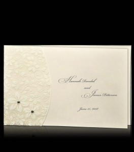 Wedding invitation D 7204