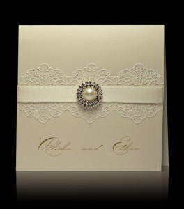 Wedding invitation E 2208